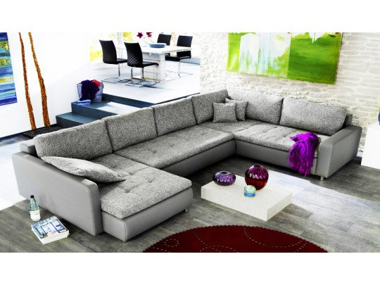 Kifutott termék Giorgio U alakú ülőgarnitúra