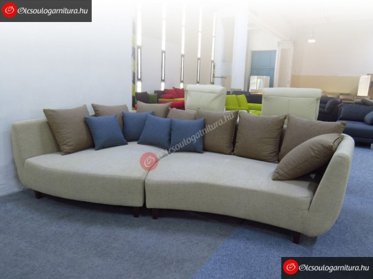 Jolina design egyenes ülőgarnitúra