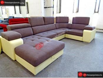 Reggio P01 U alakú ülőgarnitúra