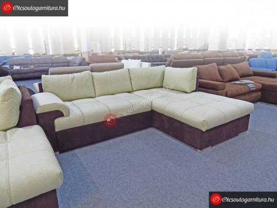 Velence ágyneműtartós sarok ülőgarnitúra