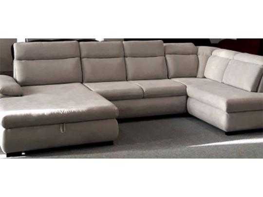 Bari I. U alakú ágyazható ülőgarnitúra