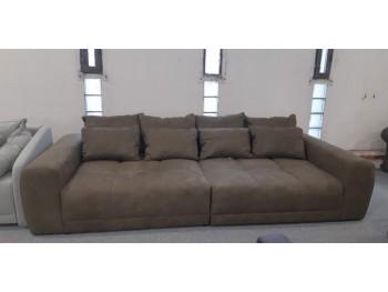 Big Sofa barna ülőgarnitúra