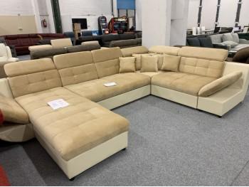 Artiano U alakú kanapé