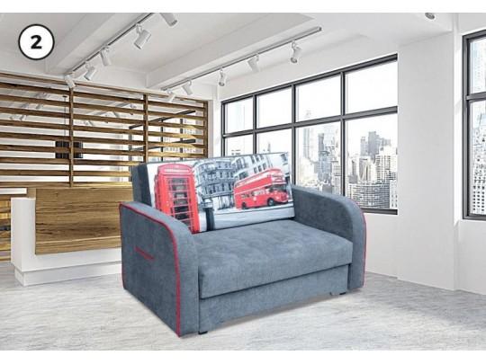K170 ágyazható fotelágy
