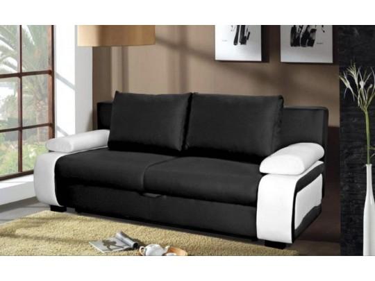 K172 textilbőr kanapé