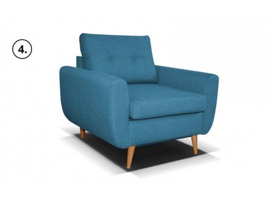 S93 karfás fotel