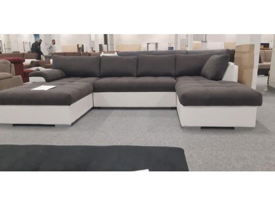 Velence U alakú ágyazható ülőgarnitúra